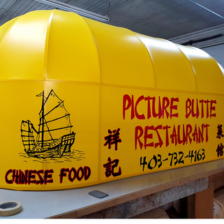 Picture Butte Awning