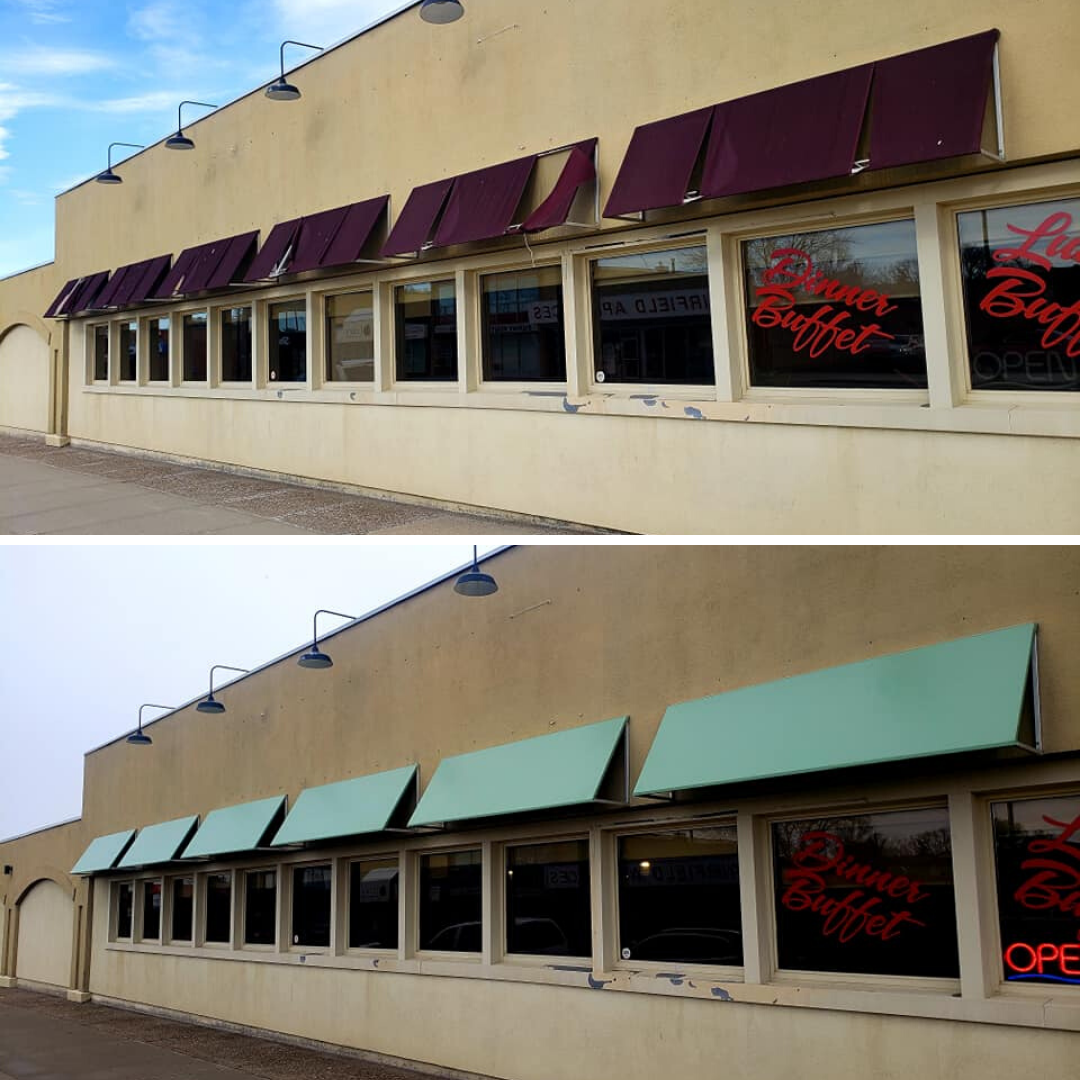 Commercial Awnings Regent