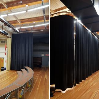 Custom Stage Curtains