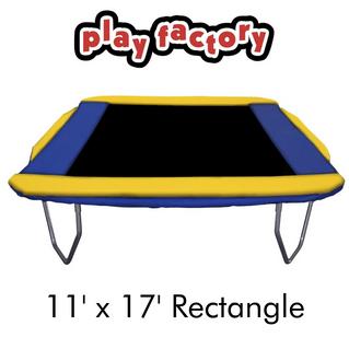 Trampoline 11' x 17'