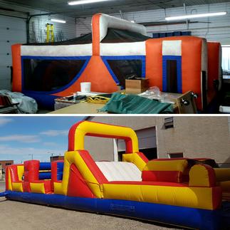 Custom Inflatable Repairs
