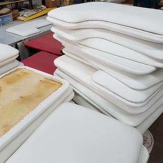 Custom Boat Cushion Recover