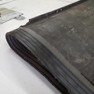 Swather Canvas Repair