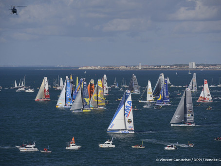Road to the Vendée Globe