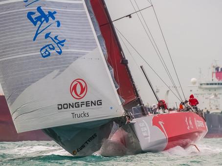 Volvo Ocean Race, Leg 3, Onboard Blog