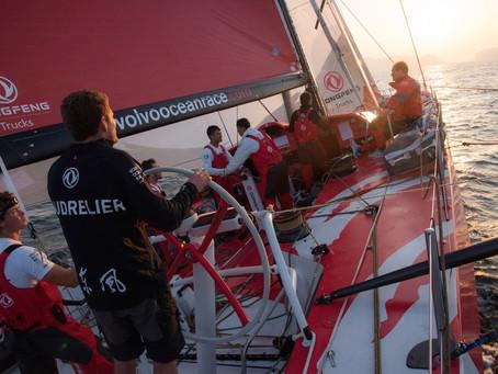 Volvo Ocean Race, Leg 3, Onboard Blog 2