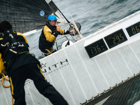 A VICTORY AND A RECORD FOR SPINDRIFT 2 IN THE TRANSAT QUEBEC / ST-MALO