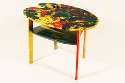 Violet's Art Table