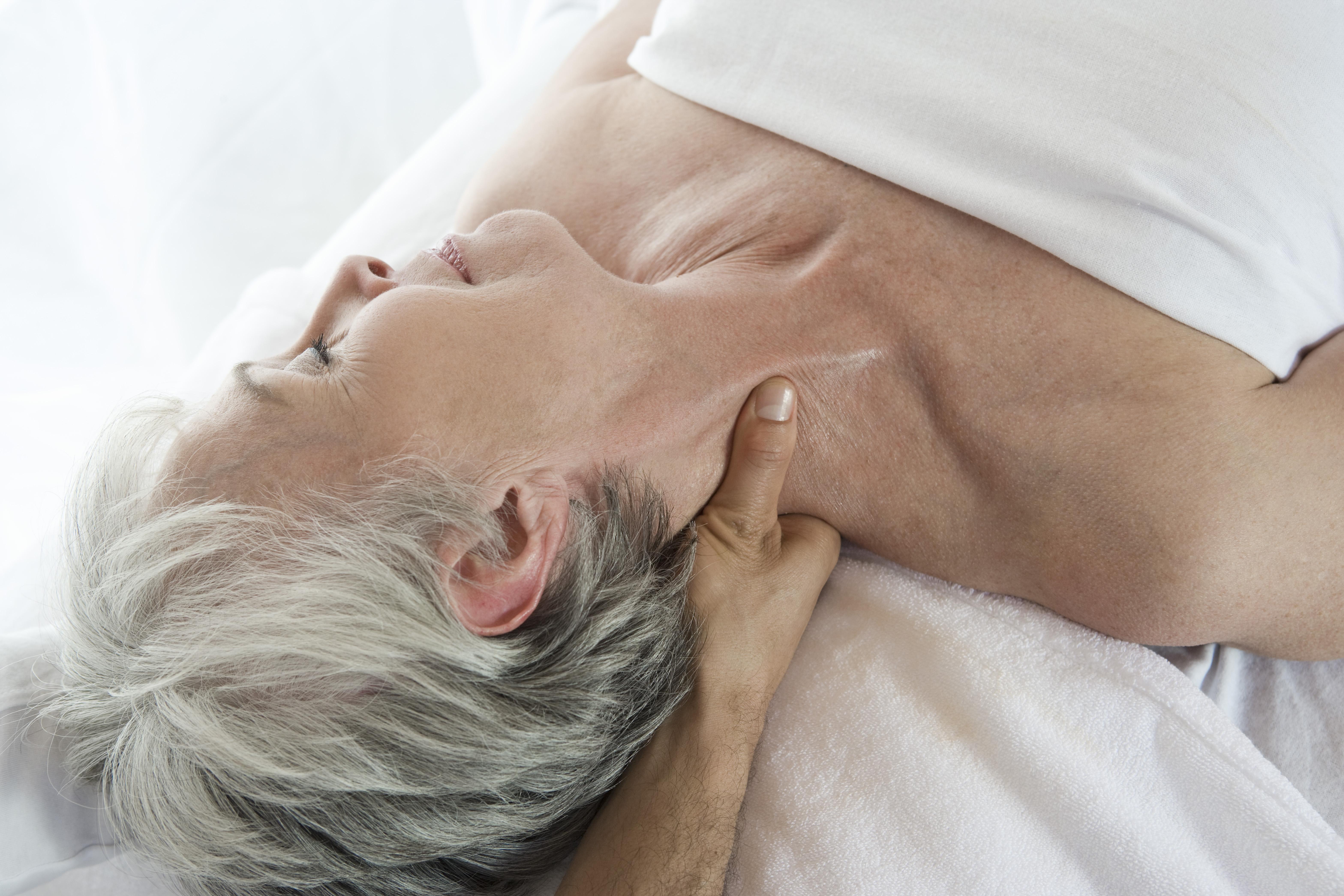 Massage suédois relaxant