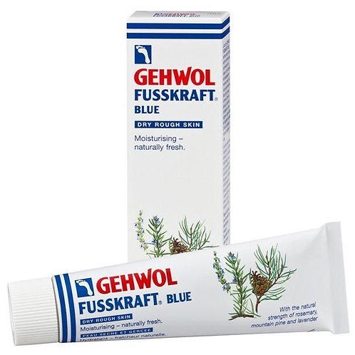 Fusskraft Bleu - Soin des pieds hydratant par Gehwol