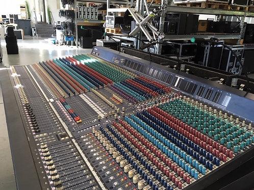 Yamaha PM5000-52 Analog Mixing Consoles