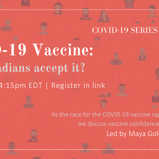 COVID-19 Vaccine: Will Canadians accept it?