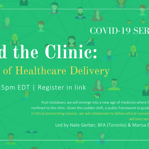 Beyond the Clinic: The Future of Healthcare Delivery