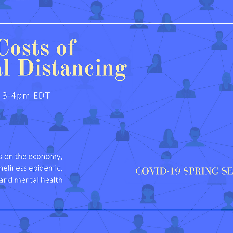 The Costs of Social Distancing