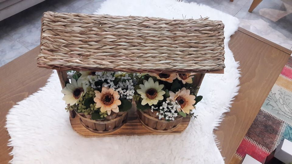 תמונה ורדים תוצרת יד