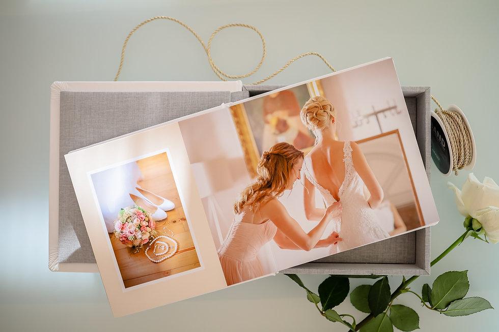 Hochzeitsalbum Hochzeitsfotograf Mischa Bättig Zug, Zürich & Luzern