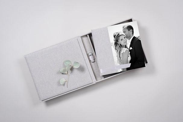 Hochzeitsalbum - Album Acryl Prestige