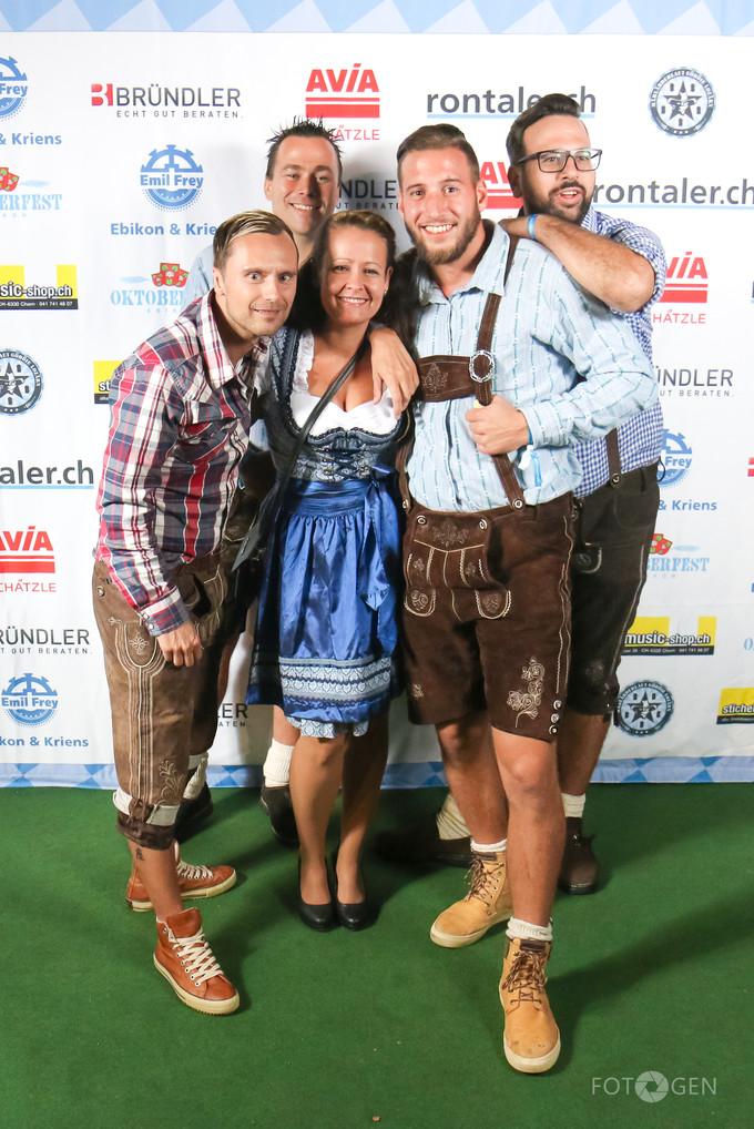 Oktoberfest Fotowand (37)