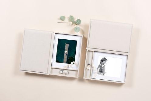 Passepartout Box - Hochzeitsfotograf