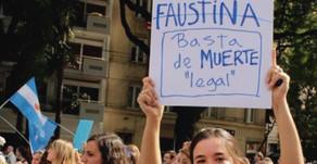 Faustina y Lucía. No más víctimas de aborto, ni víctimas de violación
