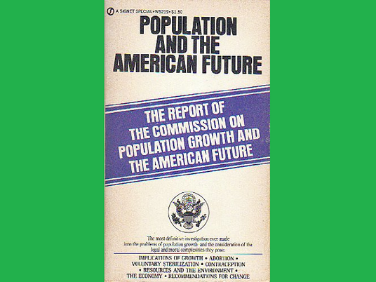 Population and the American Future