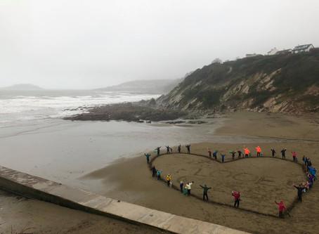 Love Your Beach Day! Big Beach Clean
