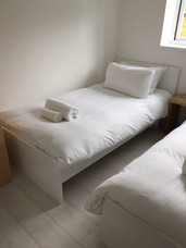 Twin Beds - Pet friendly apartments