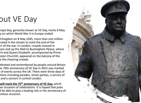 VE Day 75 - Nations Toast To The Heroes