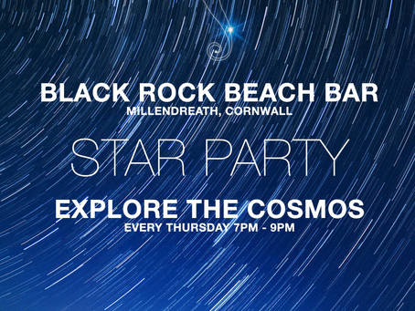 Star Party at Black Rock Beach Bar