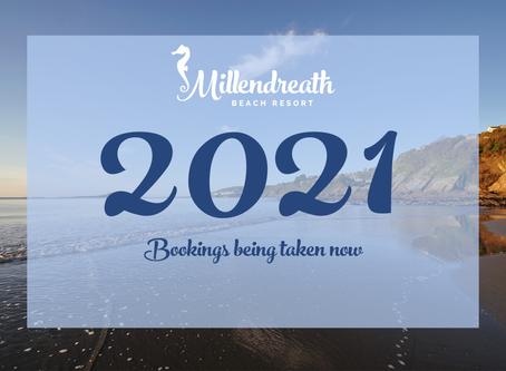 2021 Holidays - Cornwall