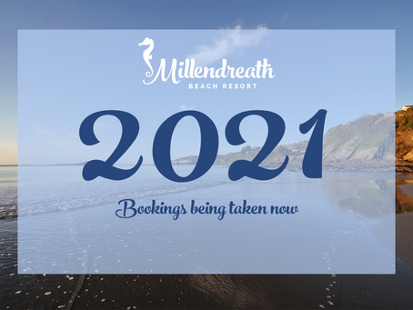 2021 Holidays - Cornwall