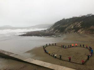 Love your beach - Beach Clean Millendreath