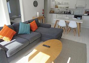 Living Area - Hillside Villa 2