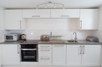 Kitchen - Pet friendly apartments