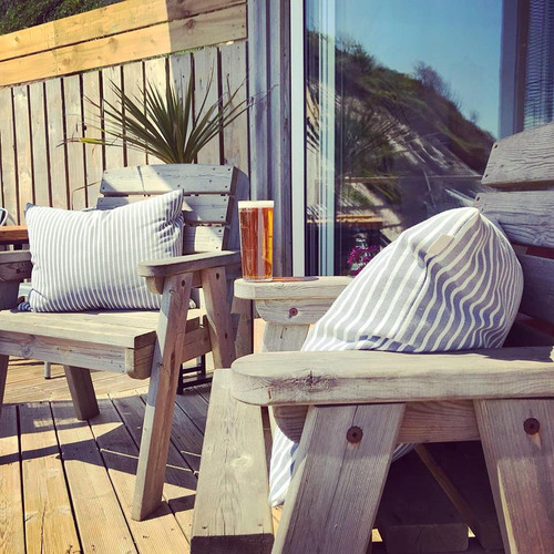 Beach Bar Decking