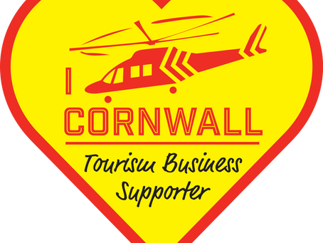 Tourism Business Supporter of Cornwall Air Ambulance