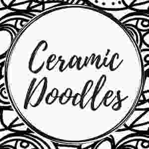 Ceramic Doodles coming to Millendreath Beach Resort in Cornwall