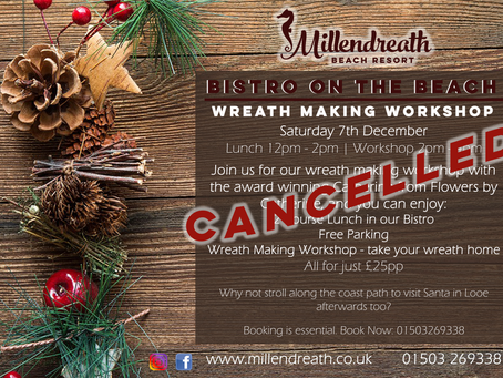 Wreath Making Workshop - Cancelled