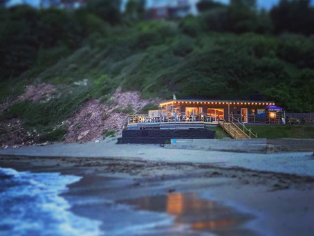 Beautiful Bar on the Beach