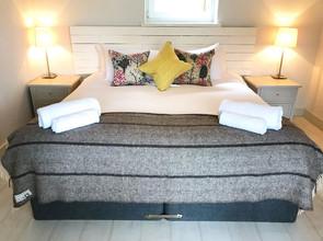 Super King Bed in Bedroom