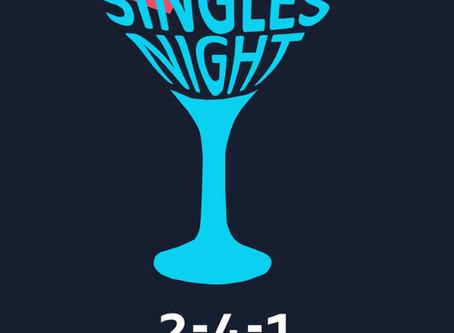 Singles Night - Valentines Night
