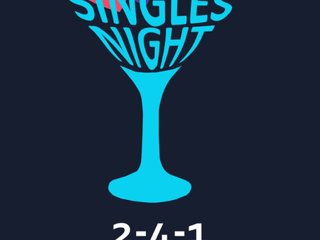 Singles Night - Valentines Night