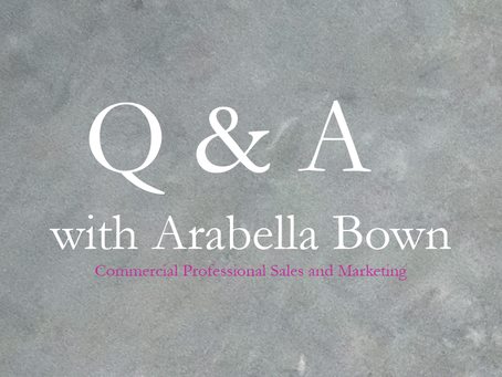 Interview with Arabella Bown – Sales and Marketing Manager Enable