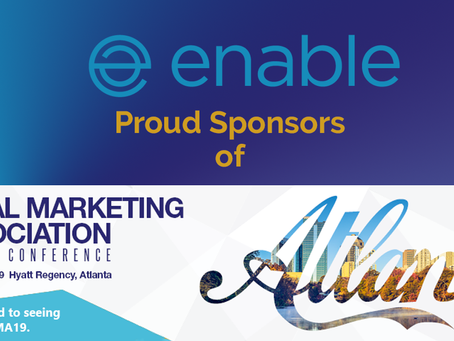 Enable sponsors Legal Marketing Association Annual Conference 2019