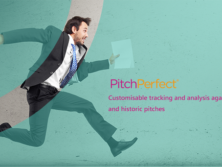 How can PitchPerfect help you with monitoring your success rates and improving your bid process?