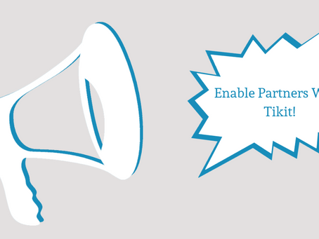 Tikit partners with Enable to enhance its marketing and business development ecosystem