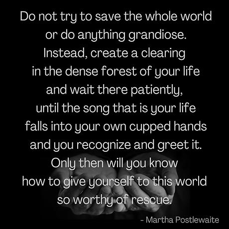 Martha Postlewaite quote