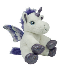Crystal the Unicorn 8in
