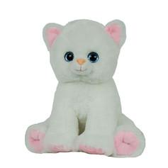 White Kitty 8in