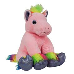Rainbow Pony 16in